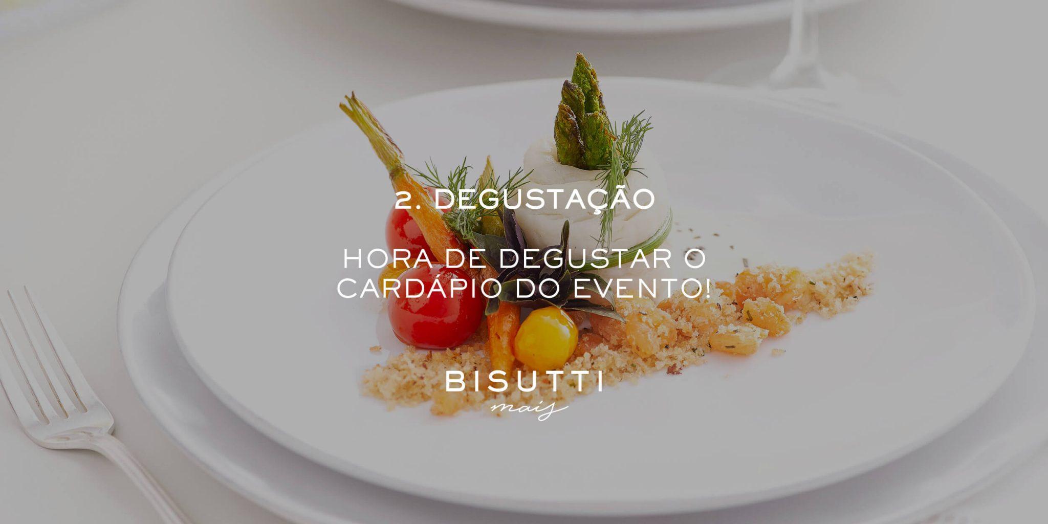 Degustação Gastronomia Julio Perinetto